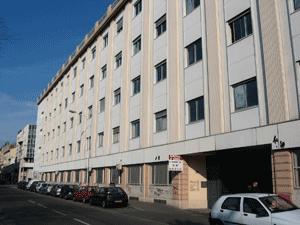 Bureaux à louer à Lyon - immeuble Baraban
