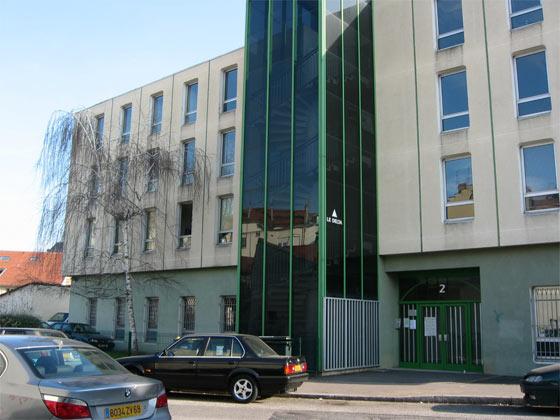 Photo de l'immeuble - centre d'affaires Delta