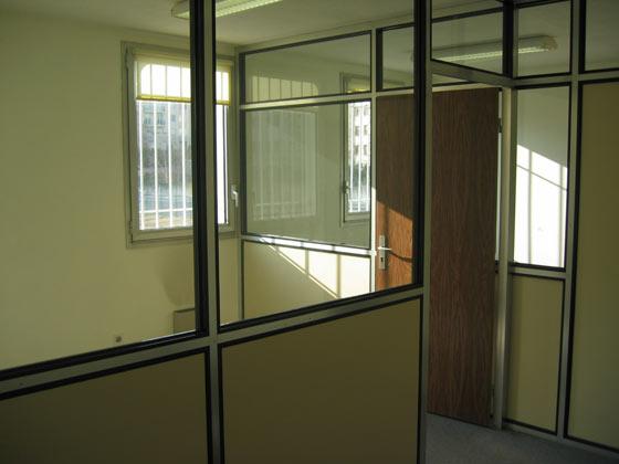 Photo d'un bureaux à louer au centre d'affaires Delta